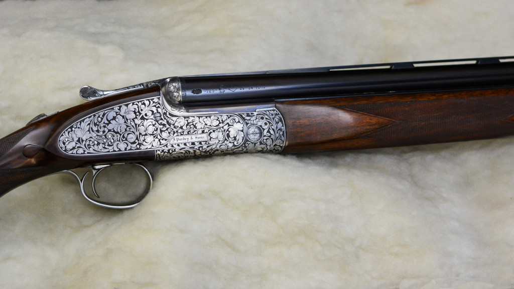 Preowned James Purdey Pigeon For Sale