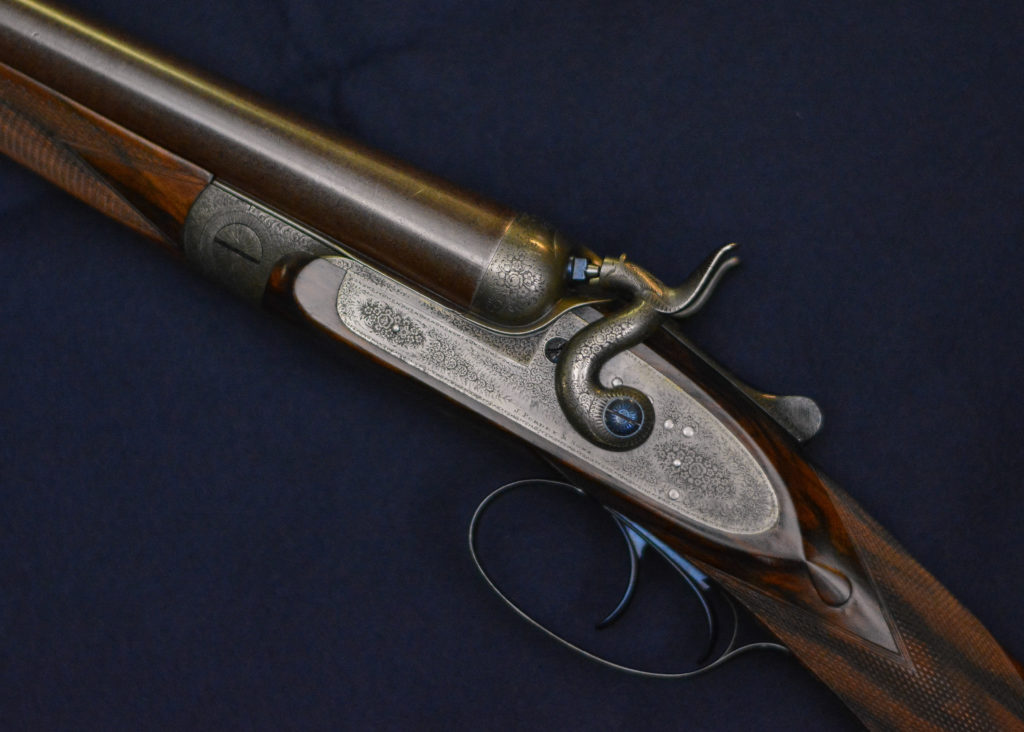Purdey 16b bar in wood for sale