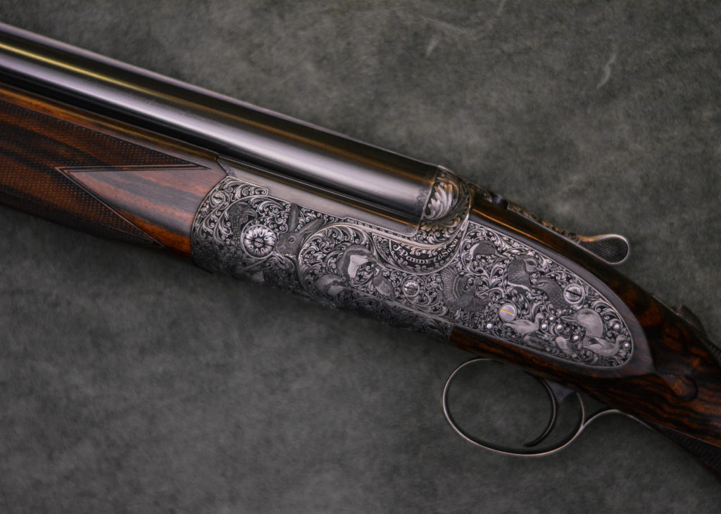 J Purdey 12 Bore ou for sale