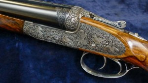 New Watson Bros Pigeon Gun