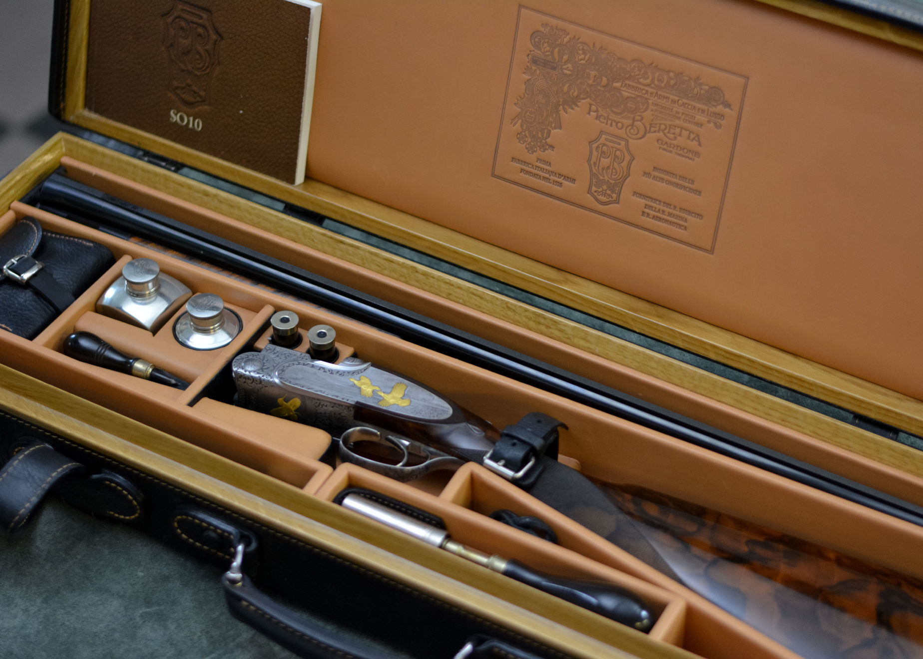 Beretta SO10 EELL for sale in case